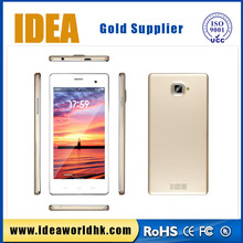IDEA 5inch MTK6582 Android 4.4 Smart Phone Quad Core 512MB RAM 4GB ROM Smartphone