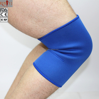 Best Selling Weight Lifting Neoprene Knee Pad with Multicolor