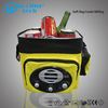 Insulated 6L backpack Radio Wine Beer Cans Cooler Bag