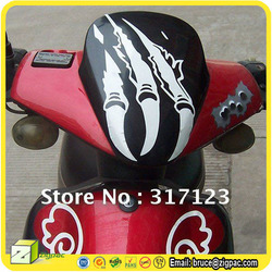 PS001688,rice paper adhesive sticker,motorcycle decals stickers