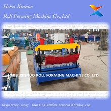 Auxiliary Machine Curve Steel Plate /Arch Panel Machine