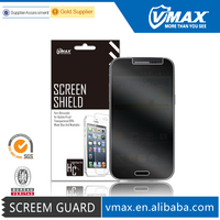 Waterproof document protector full cover privacy screen protector for samsung galaxy s5