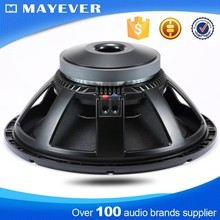 LF18G401 100mm/4inch coil 500W active powered professional 18 inch subwoofer speaker box pa sound system