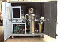 Used cooking oil purifier, Oil Filtration System and Recycling Machine made of stainless steel material