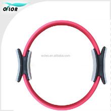 Yoga Toner Balanced Body Pilates Red Exercise Legs Arms Red Magic Pilates Circle Ring Exercises Yoga Equipment Ring