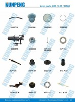 vamatex looms spare parts for K88 L88 R880