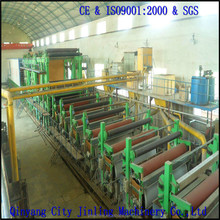 3800mm 100tons Top Quality Board Paper Making Machinery to produce the corrugated medium and kraft liner papers