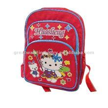 GW-Sc068 Dark Red Outdoor School Bag