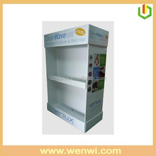 Factory direct sales cardboard point of sale display stands