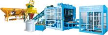 Hydraulic Automatic Concrete Block Machine