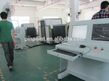 Pinpoint x ray machine baggage, x-ray baggage luggage scanner, train station x-ray scanner ship to Peru