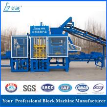 Name brand LTQT8-15 semi-automatic concrete solid perforated brick block making machine price in Russia
