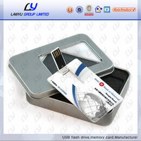 wholesale plastic hyaline usb flash drives, customized logo usb flash drives