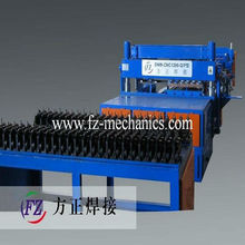 China Cold-rolled Ribbed Rebar Pet Cage Mesh Welding Machine