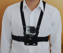 Action Camera Accessories Adjustable Chest Belt