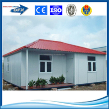Light steel prefab guard house