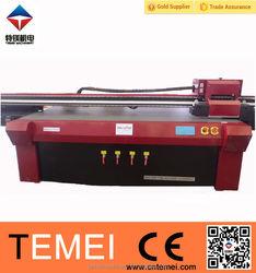 Tempered glass protect screen -digital printing machine