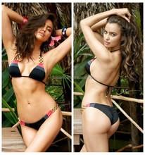 design your own open hot sexi extreme bikini triangle