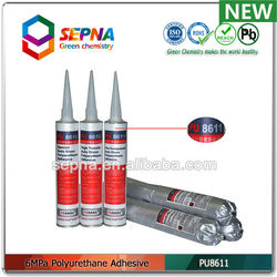 PU8611 Popular adhesive sealant for automobile windshield