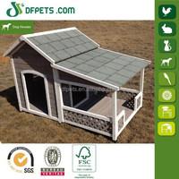 DFPETS DFD3018 Waterproof Outdoor Wooden Dog Kennel