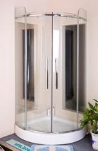cina 2015 vendita calda prefabbricate vetroresina cabine doccia in bagni con doccia