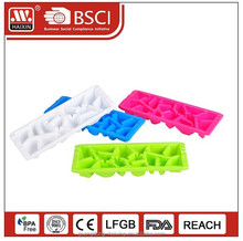 2014 New Design Custom PP Ice Cube Tray