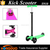 China profissional adjustable kick scooter wholesalers