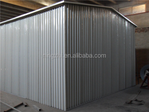 Garage prefabbricati prezzi/garage pieghevole copriauto-Garage ...