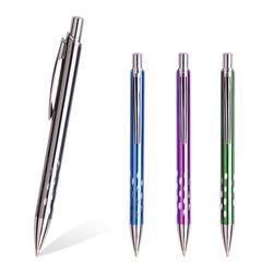 metal promotional ball pen aluminum pen