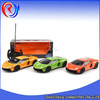 Cheap 1:18 four-way remote control car toy