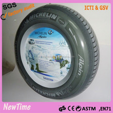 inflatable PVC tire