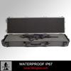 High impact engineering PP AR15 rifle gun case / Waterproof plastic army case HIKINGBOX IP67 HTC034