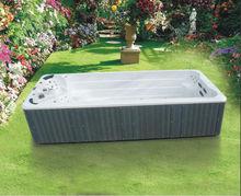 endless swimming pool/ fiberglass swimming pool/swim pool accessories