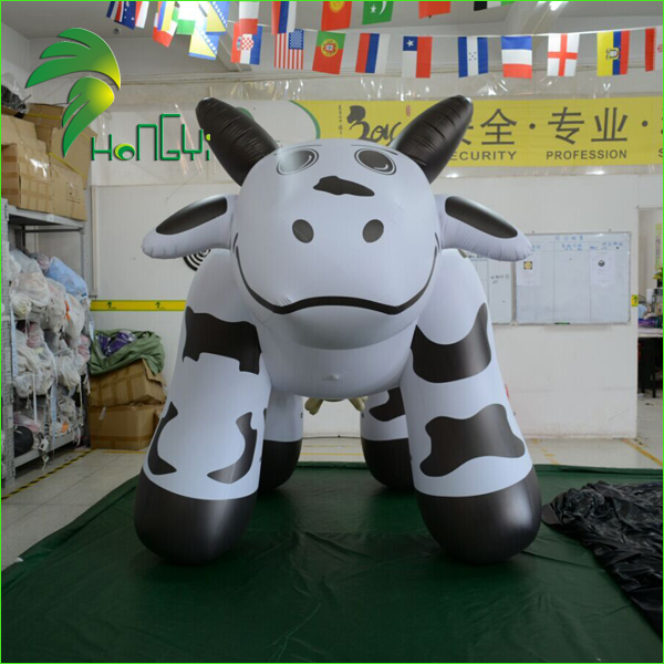 inflatable cow (2)