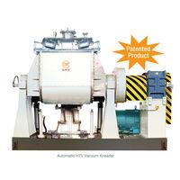 Vacuum kneader for silicone sealant