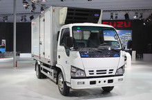 Small 600P Refrigerator Truck with ISUZU Technology,Refrigerated food carts