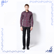 China Wholesale Market Men Formal Shirts Cotton Button Down Collar