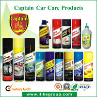 Car Accessories care products list(REACH,TUV,SGS)