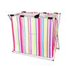 sorted polyester laundry bag laundry basket laundry hamper