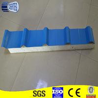 Corrugated Roof Foam EPS Sandwich Panel Buyer