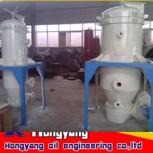 Hongyang patent Stainless steel vertical oil filter/vibrating oil filter/leaf filter
