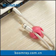 Multi-purpose Cable Clips Bright Colors two way radio belt clip