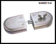 HR1612+1611 glass door lock,sliding door lock,door lock without handle
