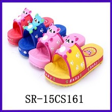 Hot selling girl boy slipper kids bouncing shoes boy kids casual shoes kid shoe