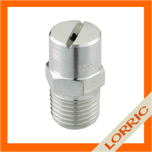 For water and chemical - stainless steel spray nozzle