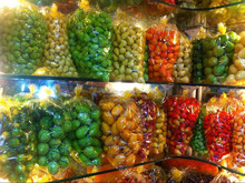 20mm size fake fruits assortment