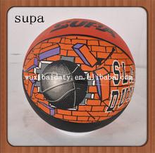 Size 7 / 6 / 5 / 3 / 2 / 1 # mini outdoor indoor rubber basketballs