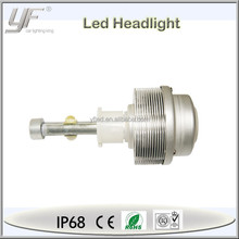 2015 automatic Motorcycles 40w cr-ee headlight, led car fog light bulb assembly, DC 6-70V custom led headlight kit