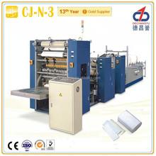 n fold hand towel paper machine