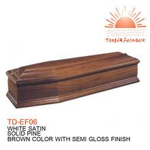 Td-ef06 papier cercueil avec le plus bas prix garanti